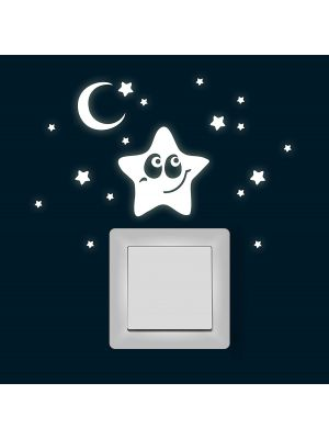 Sterne Mond