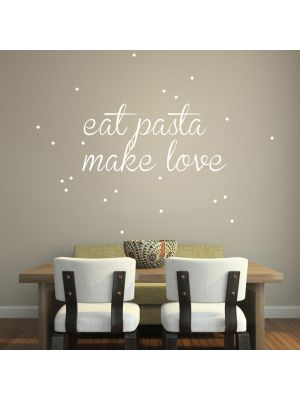 Küche Motto