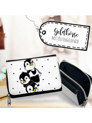 Geldbörse Pinguin