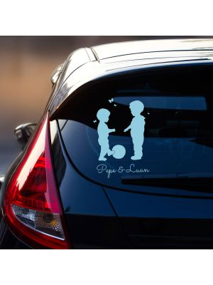 Autosticker Kinder