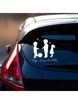 Autotattoo Mädchen