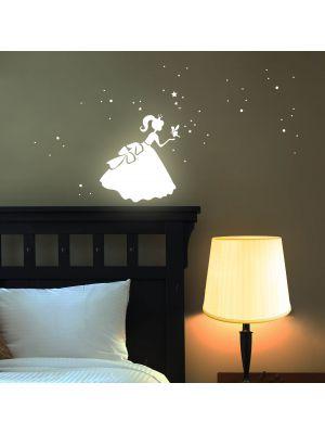 Sterne Fluoreszierend