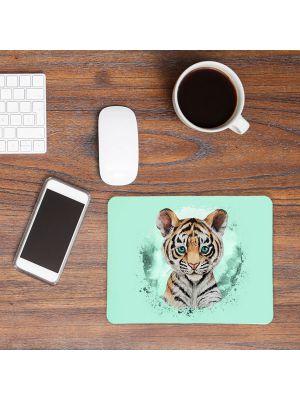 Mousepad mouse pad Mauspad mit süßen Tiger Mausunterlage Schreibtisch mouse pads Tier mp65