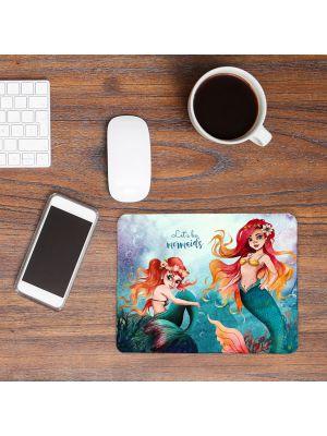 Mousepad mouse pad Mauspad Meerjungfrau Geschwister Let´s be Mermaids mp83
