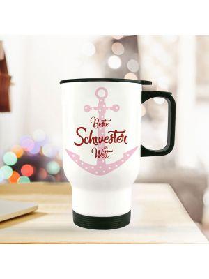 Thermobecher Schwester