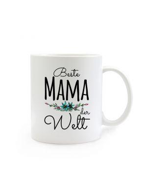 Emaille Becher Muttertag Tasse Campingbecher Spruch Motto Mama Mein Anker Eb132 Kindergeschirr & -besteck Trinklerntassen & -becher