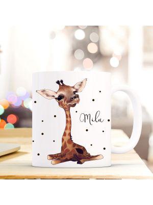 Tasse Giraffe