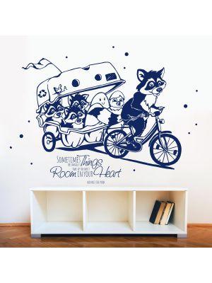 Küken Ei Fahrrad