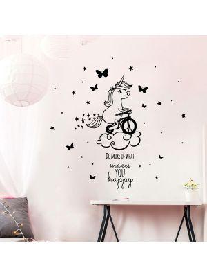 Fahrrad Schmetterling